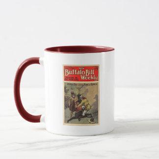 Buffalo Bill Weekly 12 - Vintage Mug