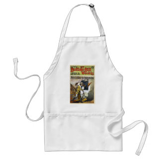 Buffalo Bill Weekly 1917 Devoted to Far West Life Adult Apron