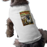 Buffalo Bill Weekly 1917 Devoted to Far West Life Dog T-shirt