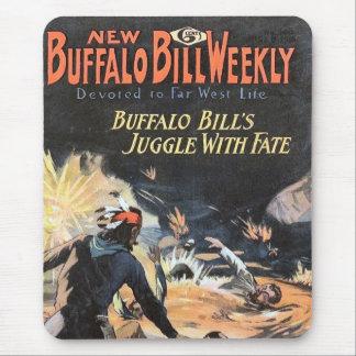 Buffalo Bill Weekly 6 - vintage Mouse Pad