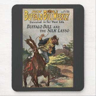 Buffalo Bill Weekly 7 - vintage Mouse Pad
