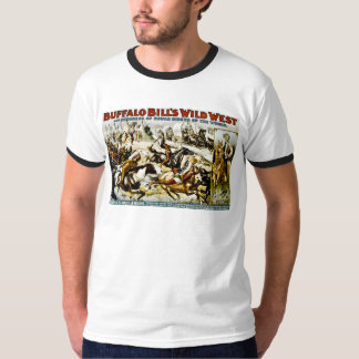 Buffalo Bill Wild West 1899 T-Shirt