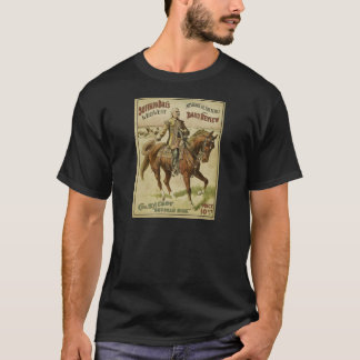 Buffalo Bill Wild West Daily Shows T-Shirt