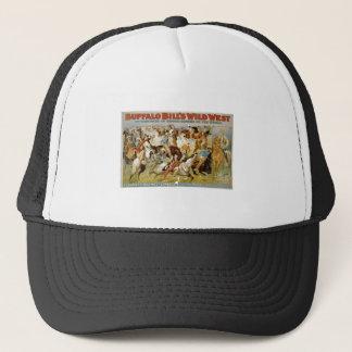 Buffalo Bill Wild West Show 1899 Trucker Hat
