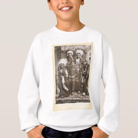 Buffalo Bill's Indians 1890 Sweatshirt