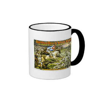 Buffalo Bill's Wild West 1898 Coffee Mugs
