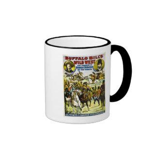 Buffalo Bill's Wild West and Congress 1899 Coffee Mug
