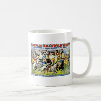 Buffalo Bill's wild west and congress of rough rid Mug