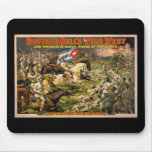 Buffalo Bill's Wild West Mouse Pad