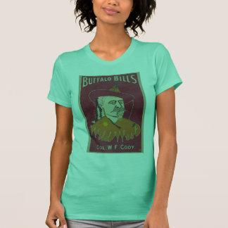 Buffalo Bill's Wild West Poster 1890 T-Shirt