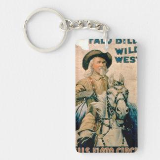 'Buffalo Bill's Wild West', Sells Floto Circus (co Keychain