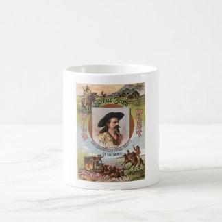 Buffalo Bills Wild West Show 1893 Vintage Ad Coffee Mug