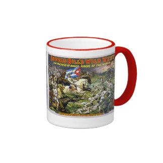 Buffalo Bill's Wild West Show Coffee Mug