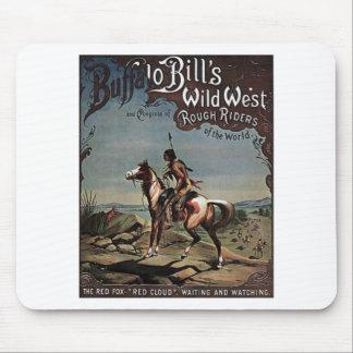 Buffalo Bills Wild West Show Mouse Pad