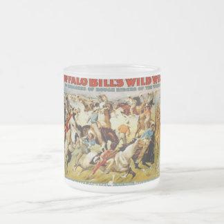 Buffalo Bill's Wild West Show Mug