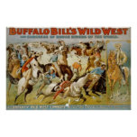 Buffalo Bill's Wild West Show Poster