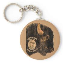 Buffalo Bill's Wild West Show vintage 1898 Keychain