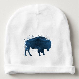 Buffalo / Bison Baby Beanie