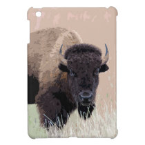 Buffalo / Bison Case For The iPad Mini