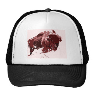 Buffalo - Bison Trucker Hat
