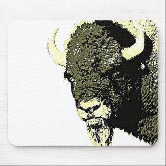 Buffalo - Bison Mouse Pad