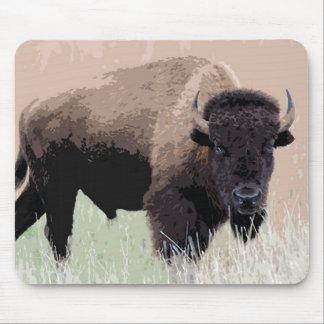 Buffalo / Bison Mouse Pad
