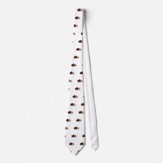 Buffalo Bison Tie