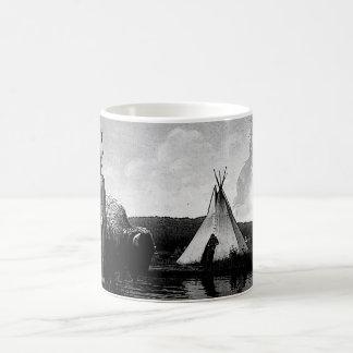 Buffalo Blessing Classic White Coffee Mug