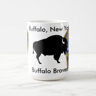 Buffalo Bravest Coffee Mug