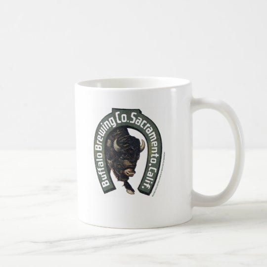 Buffalo Brewing Company, Sacramento, CA Coffee Mug