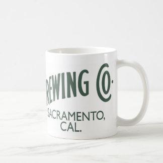 Buffalo Brewing Company, Sacramento, CA Classic White Coffee Mug