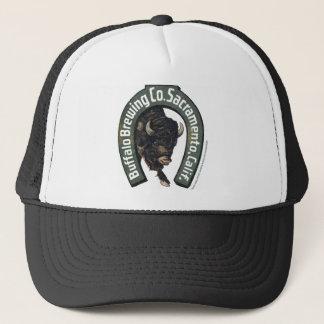 Buffalo Brewing Company, Sacramento, CA Trucker Hat