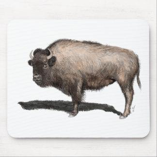 Buffalo, Bubalus Mouse Pad