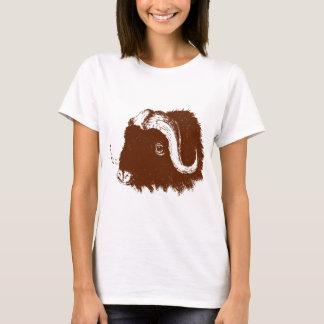 Buffalo buffalo head buffalo head T-Shirt