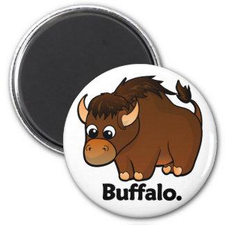 Buffalo Buffalo. Magnet