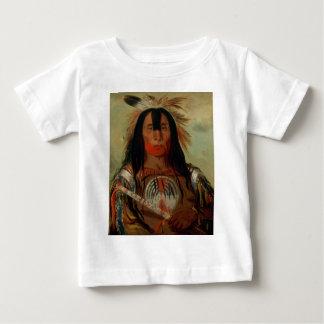 Buffalo Bull's Back Fat Head Chief Blood Tribe Baby T-Shirt