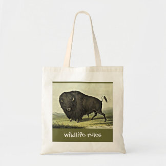buffalo by catlin tote bag