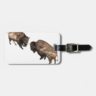 Buffalo Challenge Bag Tag