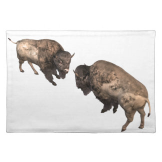Buffalo Challenge Cloth Placemat