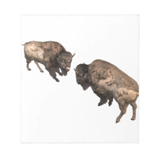 Buffalo Challenge Notepad