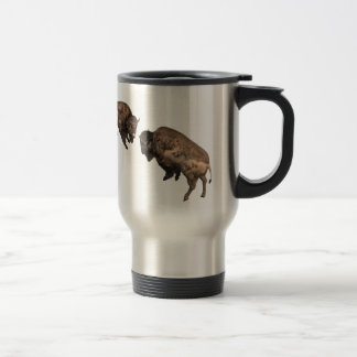 Buffalo Challenge Travel Mug
