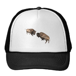 Buffalo Challenge Trucker Hat