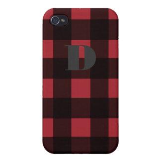 Buffalo Check iPhone 4 Case