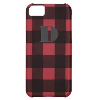 Buffalo Check iPhone 5 Case