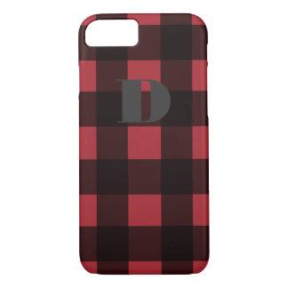 Buffalo Check iPhone 7 case