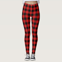 Buffalo Check Leggings