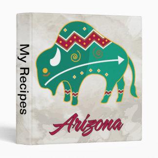 Buffalo Clan Arizona Binder