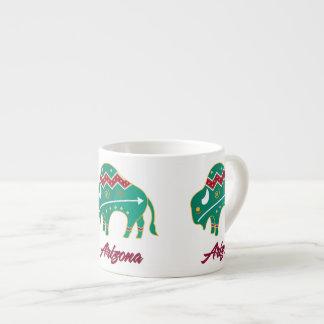 Buffalo Clan Arizona Espresso Cup