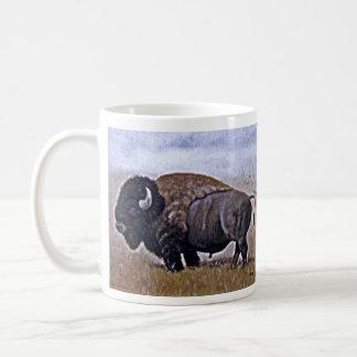 Buffalo Classic White Coffee Mug