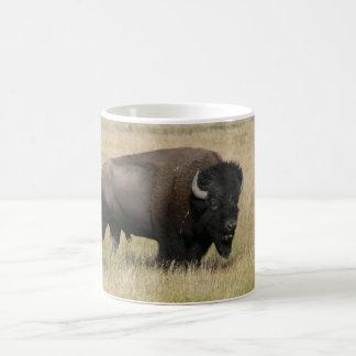 Buffalo Classic White Mug